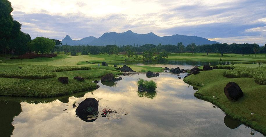 Malarayat mountain range
