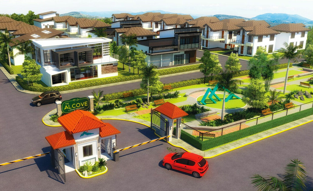 """The Alcove at Mount Malarayat: Working at home and the advantage of """"green space"""" with a view"""